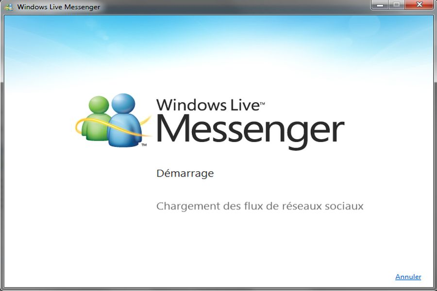 Windows Live Messenger : un messenger mythique.
